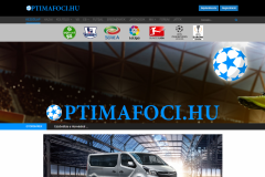 "<a href=""https://optimafoci.hu"" target=""_blank"">optimafoci.hu</a> - soccer portal"